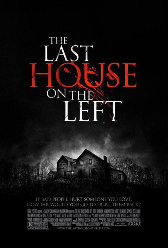 Az utolsó ház balra (ajánlott)
