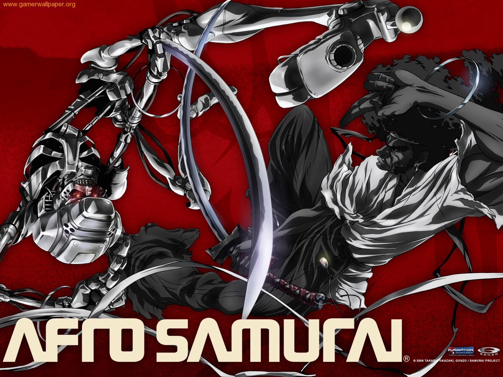 Afro Samurai Anime Wallpapers
