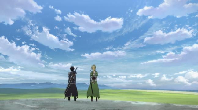 Sword-Art-Online-Kirito-and-Leafa