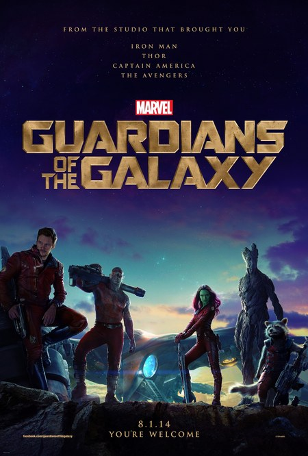 Guarduians of the Galaxy